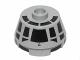 Part No: 98100pb05  Name: Cone 2 x 2 Truncated with Black Millennium Falcon Cockpit Pattern