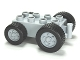 Part No: 98214c01  Name: Duplo Car Base 2 x 4 Tractor with Front and Rear Wheels