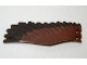 Part No: 11777pb01  Name: Eagle Wing - Right with Dark Brown Feathers Pattern