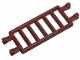 Part No: 30095  Name: Bar 7 x 3 with Quadruple Clips (Ladder)