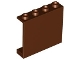 Part No: 4215b  Name: Panel 1 x 4 x 3 - Hollow Studs