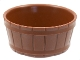 Part No: 4424  Name: Container Barrel Half Large