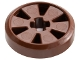 Part No: 47576  Name: Wheel Hockey Puck, Small