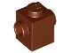 Lot ID: 208785609  Part No: 47905  Name: Brick, Modified 1 x 1 with Studs on 2 Sides, Opposite
