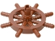 Part No: 4790b  Name: Boat Ship's Wheel with Slotted Pin