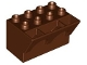 Part No: 51732  Name: Duplo, Brick 3 x 4 x 2 with Arched Parapet