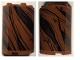 Part No: 6259pb038  Name: Cylinder Half 2 x 4 x 4 with Tree Bark Lines Pattern 2 (Sticker) - Set 75953