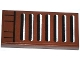 Part No: 87079pb0149  Name: Tile 2 x 4 with Grille Pattern (Sticker) - Set 75020