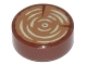 Part No: 98138pb042  Name: Tile, Round 1 x 1 with Tree Stump Pattern