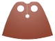 Part No: 99464  Name: Minifigure, Cape Cloth, Very Short - Traditional Starched Fabric