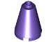 Lot ID: 204565245  Part No: 3942c  Name: Cone 2 x 2 x 2 - Open Stud