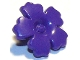 Part No: 93080h  Name: Friends Accessories Hair Decoration, Flower with Serrated Petals and Pin
