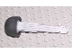 Part No: 32133bc01  Name: Projectile Launcher, Arrow, Solid Shaft with Black Rubber End
