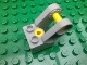 Part No: 6284c01  Name: Duplo, Toolo Brick 2 x 2 with Angled Bracket with Forks and 2 Screws