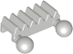 Part No: 6574  Name: Technic, Gear Rack 1 x 2 with Ball Joints