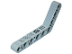 Part No: 6629pb003  Name: Technic, Liftarm 1 x 9 Bent (6 - 4) Thick with Dots and Vents Pattern (Sticker) - Set 8222