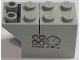 Part No: BA167pb01  Name: Stickered Assembly 4 x 2 x 2 with Gauges and Buttons Pattern on Both Sides (Stickers) - Set 6614 - 1 Brick 2 x 3, 1 Brick 2 x 2, 1 Slope Inverted 2 x 2
