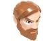 Part No: 21325pb01  Name: Large Figure Head Modified SW Obi-Wan Kenobi Pattern