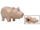 Part No: 89991pb01  Name: Pig Body with Coin Plug Hole and Hole for Hat, with Eyes Pattern