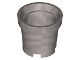 Part No: 18742  Name: Container, Bucket 2 x 2 x 2 without Handle Holes