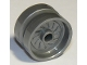 Part No: 18976  Name: Wheel 18mm D. x 12mm with Axle Hole and Stud, Solid Brake Rotor Lines