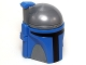 Part No: 21922pb01  Name: Large Figure Head Modified SW Mandalorian Helmet with Jango Pattern