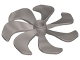 Part No: 87751  Name: Propeller 7 Blade 6 Diameter