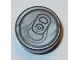 Lot ID: 167064975  Part No: 98138pb033  Name: Tile, Round 1 x 1 with Soda Pop Can Top Pattern
