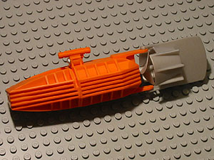 Replacement Motor For Underwater Motor General Lego
