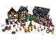 Set No: 10193  Name: Medieval Market Village