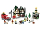 Set No: 10222  Name: Winter Village Post Office