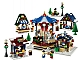 Set No: 10235  Name: Winter Village Market