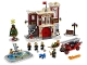 Set No: 10263  Name: Winter Village Fire Station