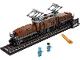 Set No: 10277  Name: Crocodile Locomotive