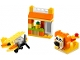 Set No: 10709  Name: Orange Creativity Box