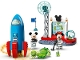 Set No: 10774  Name: Mickey Mouse & Minnie Mouse's Space Rocket