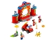 Set No: 10776  Name: Mickey & Friends Fire Station & Truck