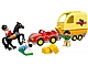 Set No: 10807  Name: Horse Trailer