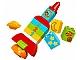 Set No: 10815  Name: My First Rocket