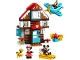 Set No: 10889  Name: Mickey's Vacation House