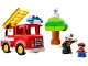 Set No: 10901  Name: Fire Truck