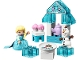 Set No: 10920  Name: Elsa and Olaf's Tea Party