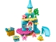 Set No: 10922  Name: Ariel's Undersea Castle