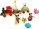 Set No: 10941  Name: Mickey & Minnie Birthday Train