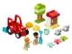 Set No: 10950  Name: Farm Tractor & Animal Care
