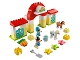Set No: 10951  Name: Horse Stable and Pony Care