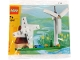 Set No: 11952  Name: Wind Turbine and Wind Mill polybag