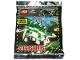Set No: 122111  Name: Stegosaurus foil pack