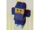 Set No: 1298  Name: Advent Calendar 1998, Classic Basic (Day 18) Blue Elf