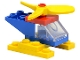 Set No: 1298  Name: Advent Calendar 1998, Classic Basic (Day  7) - Helicopter